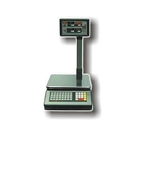 Весы электронные торговые ВР 4149-06 до 15 кг.