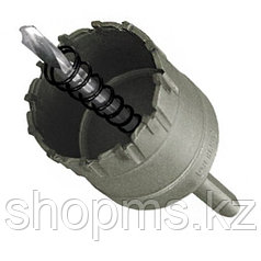 Коронки кольцевые с карбидными вставками Профи (для отверстий  в нержавеющей стали до 2 мм) 30мм