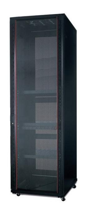 """Серверный шкаф SHIP 124 серия 19"""", 47U 800*600*2200 мм"""