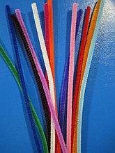 Плюшевые палочки для детского творчества, Алматы