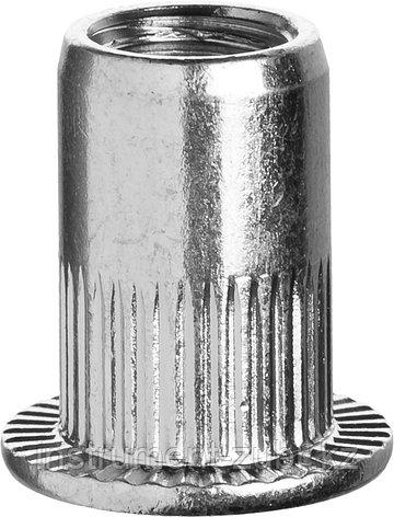Заклепки резьбовые с насечками, М3, 2000шт, ЗУБР Профессионал, фото 2