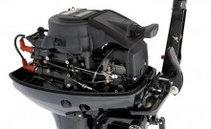 Лодояный мотор GLADIATOR 9.9 лс, фото 3
