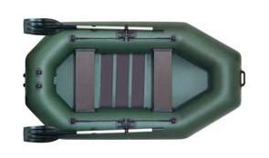 Лодка надувная Kolibri K-240T Z84800 оливковый