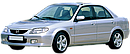 Mazda 323 / Familia седан