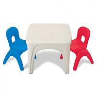 Детский игровой столик и стулья, фото 1