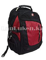 Городской рюкзак SWISSGEAR бордовый
