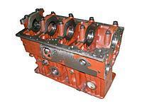 Блок цилиндров Д-240, Д-243 3-х опорный МТЗ-80, МТЗ-82