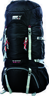 Рюкзак HIGH PEAK Мод. SHERPA 55+10 (55+10л.)(1,98кГ)(черный) R89250