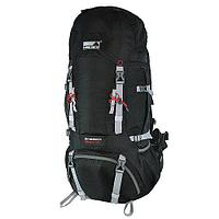 Рюкзак HIGH PEAK Мод. SHERPA 65+10 (65+10л.)(2,08кГ)(черный) R89216