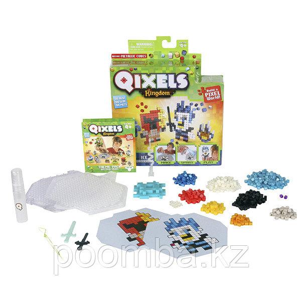 """Qixels Набор для творчества """"Ледяные воины"""""""