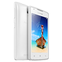 Смартфон Lenovo A1000 (белый) б/у + чехол, фото 1