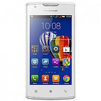 Смартфон Lenovo A1000 4Gb, White (белый) б/у + чехол, фото 1