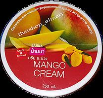 Крем Banna для лица и тела c экстрактами фруктов и цветов Манго