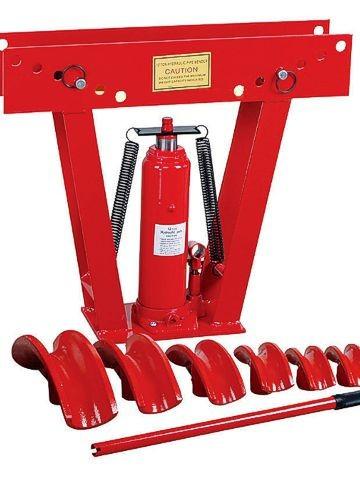 Трубогиб ручной гидравлический усилие 16 тонн (до 75 мм)