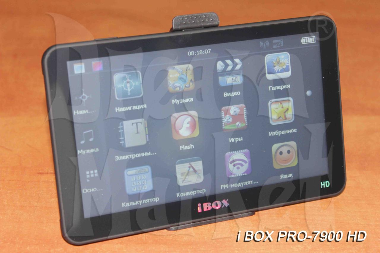 GPS-навигатор iBOX PRO-7900 HD