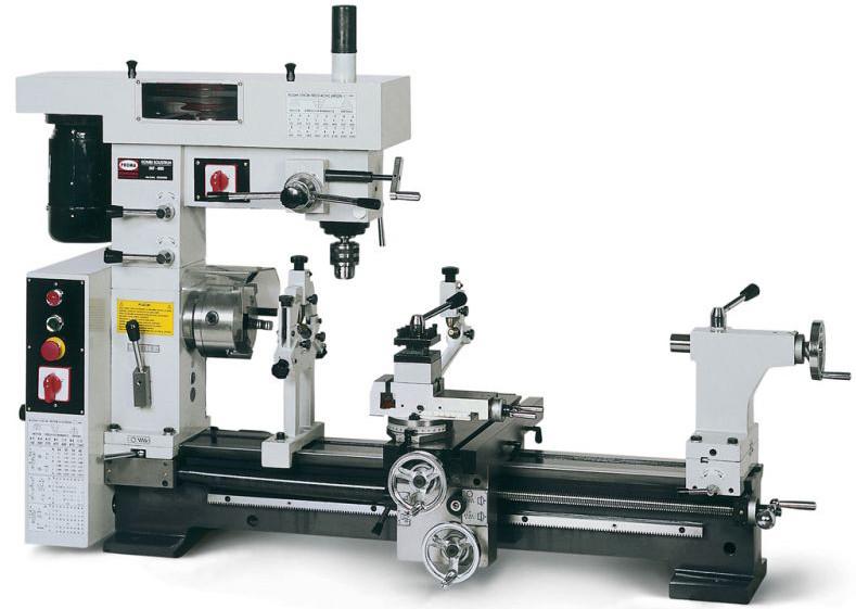 Комбинированный токарный станок SKF-800 PROMA
