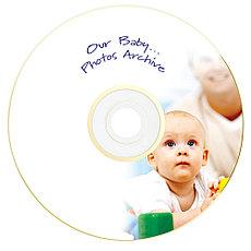 DVD-R  4.7GB Archival Printable Verbatim, фото 3