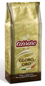 "Carraro ""Globo Oro"", кофе в зернах"