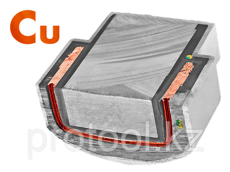 """'Насос """"Родничок"""" вибрационный, шнур 40м, 225Вт, 24л/мин, напор 60м, погружной, для чистой воды, верхний забор, фото 2"""
