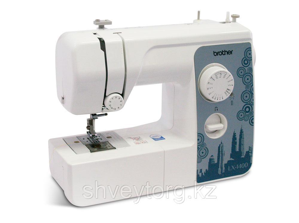 Бытовая швейная машинка Brother LX-1400