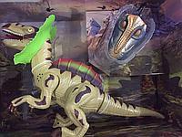 Дракон, динозавр с пультом управления