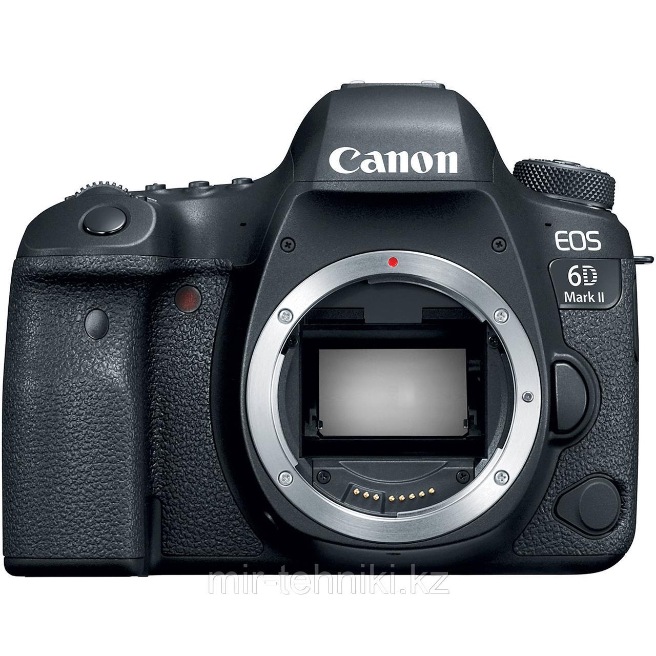 Фотоаппарат Canon EOS 6D Mark II Body