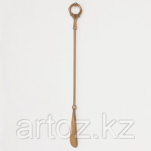 Ложка для обуви медная  Shoe Horn In Brass, фото 2