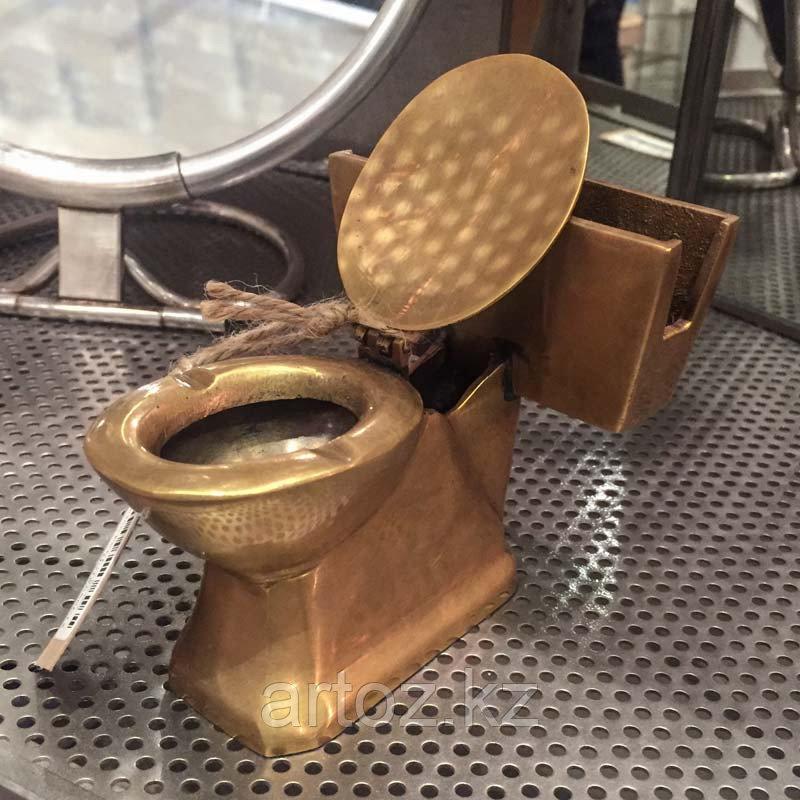 Латунная пепельница Укромный уголок  Brass Ashtray Petit Coin