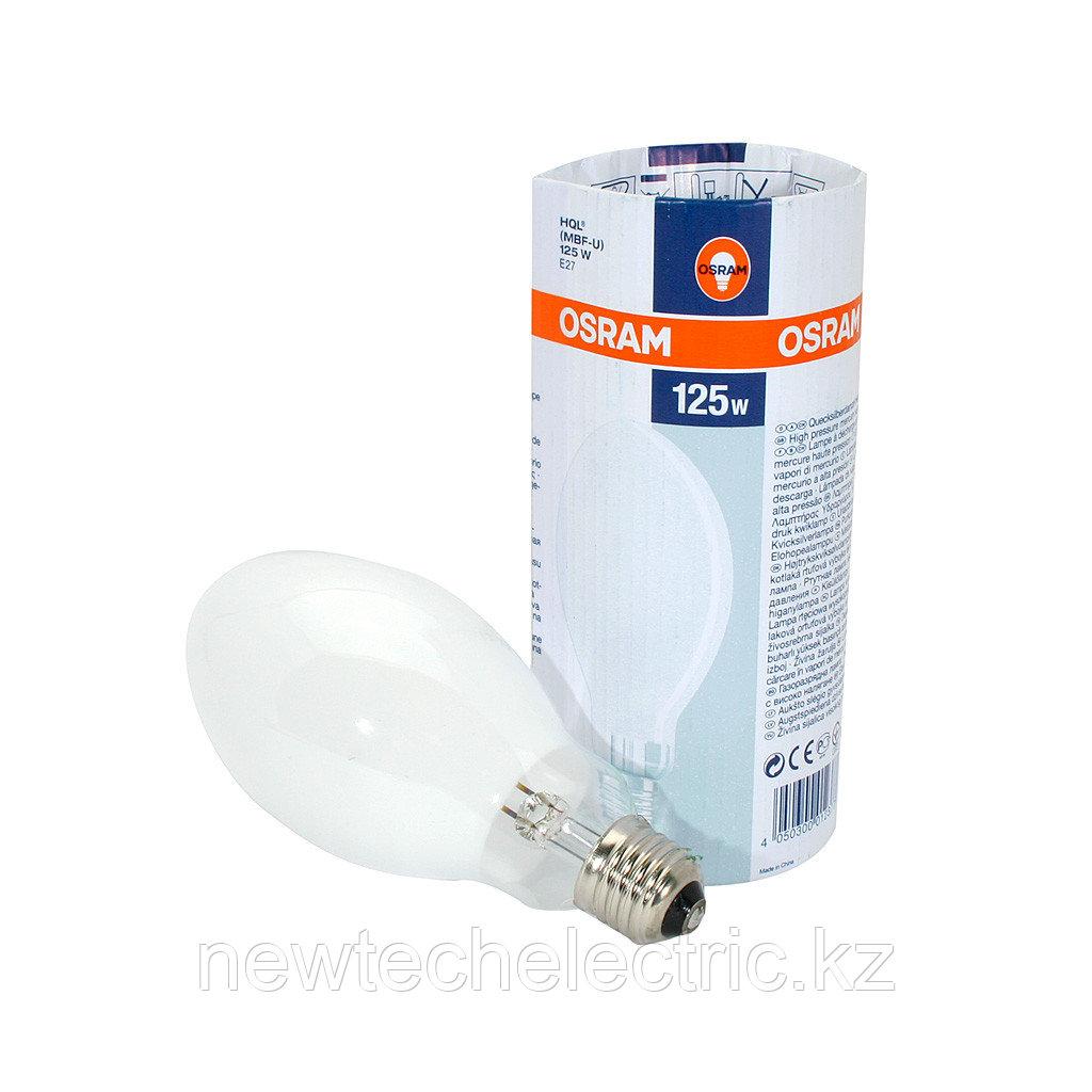 Лампа газоразрядная HQL 125 Вт E27 OSRAM