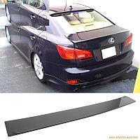 Спойлер (козырек) на заднее стекло Lexus IS 2005-2012