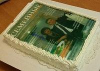 Фотопринты на торт