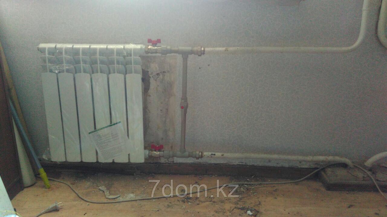 UNO-LOGANO 350/100 Алюминиевый радиатор