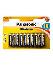 Panasonic LR6REB/10BW/LR6APB/10 щелочная батарейка AA (10 шт/уп)