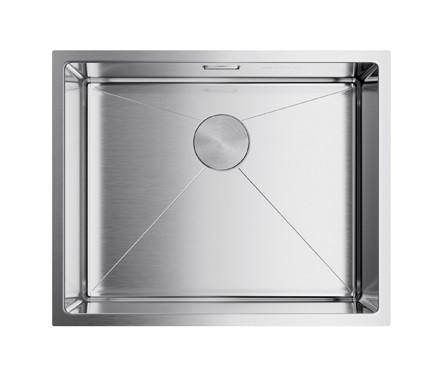Кухонная мойка Omoikiri Taki 54-U/IF-IN (4973046) нерж сталь 60 см