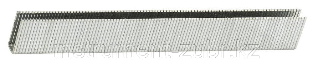 Скобы для электрического степлера, тип 55, 15мм, ЗУБР 31660-15, 3000 шт