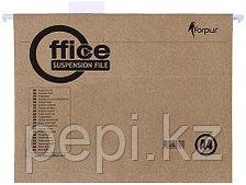 Папка подвесная для картотек Forpus А4 крафт