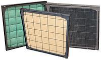 ФЯП, ФяУБ, ФяРБ, ФяВБ, фильтр ячейковый панельный (плоский) 400х400