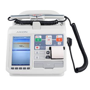 Дефибриллятор-монитор ДКИ-Н-11 «Аксион» с функцией автоматической наружной дефибрилляции