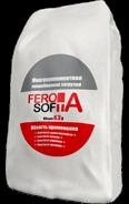 Фильтрующий ионообменный материал для умягчения и обезжелезивания воды FeroSoft- A (8,33л, 6,7кг)