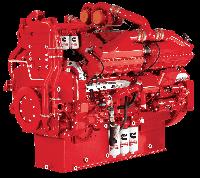 Двигатель Cummins QSK45-C2250, QSK60-C1782, КТА50-С1250, КТА50-С1475, КТА38-С1050, QSK78-G6, QSK38G3, QSK38G5,