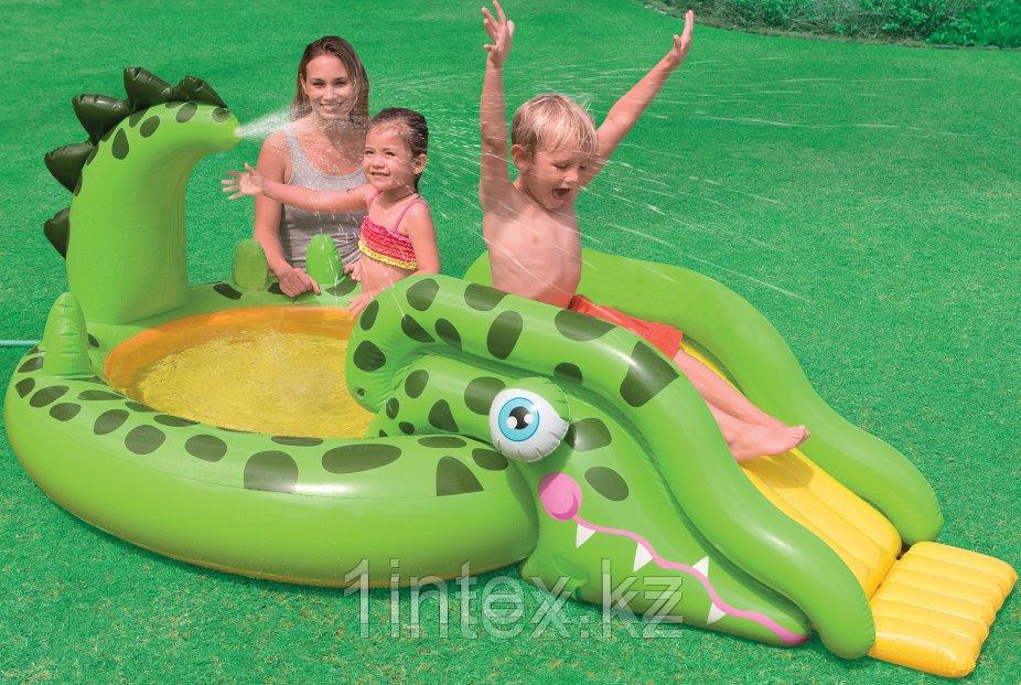 Игровой центр Крокодил INTEX