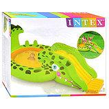 Игровой центр Крокодил INTEX, фото 4
