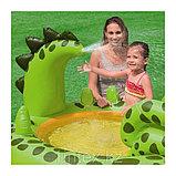 Игровой центр Крокодил INTEX, фото 2