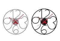 """Часы настенные интерьерные """"Большие цифры"""", d=32 см, микс, фото 1"""