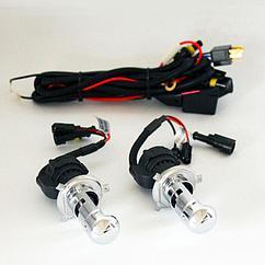 Ксеноновые лампы HID F5 55W / H4 4,3