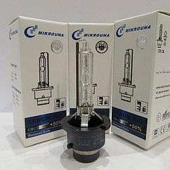 Ксеноновые лампы Mikrouna D8S 4300