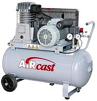 Поршневой компрессор с электродвигателем Remeza Aircast СБ4/С-50.LH20-2.2, фото 1