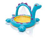 """Надувной бассейн """"Динозавр"""" Intex, фото 3"""