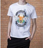 "Футболка мужская ""Collorista"" Клуб любителей пива, р-р M/S/L/XL, 100% хлопок, трикотаж"