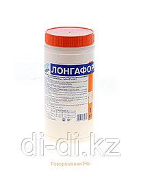 Лонгафор медленно-растворимые таблетки хлора по 20гр. (1кг, ведро)